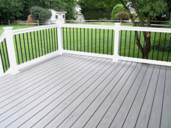 composite deck contractors rogers ar