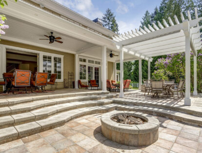 outdoor living space rogers